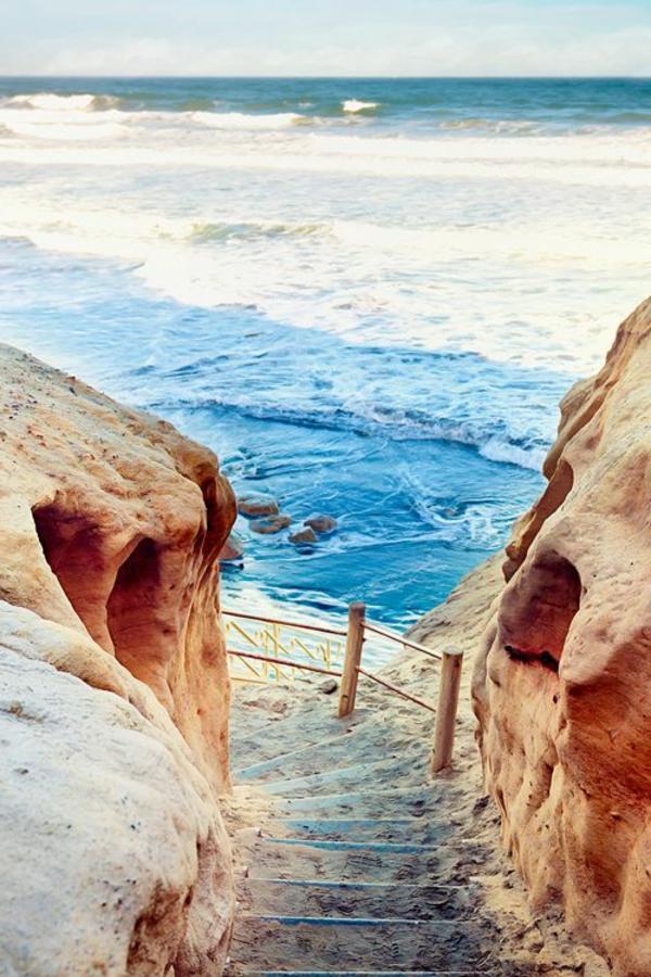 1-california-belle-plage-escalier