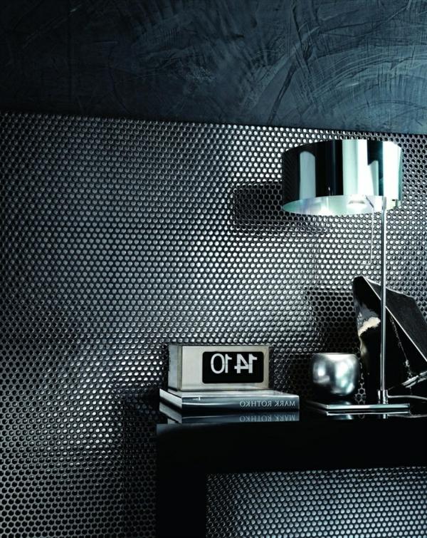1-carrelage-noir-chambre-à-coucher