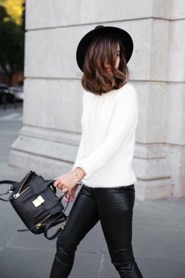 1-femme-style-rue-chapeau-noir