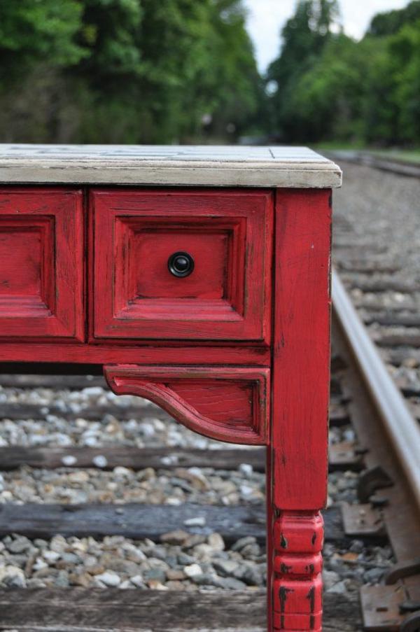 1-meuble-rouge-moderne-bois