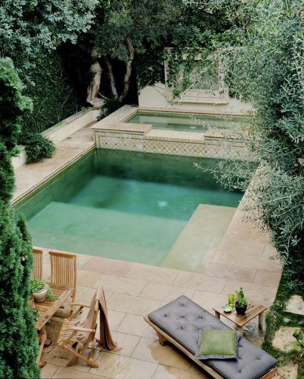 Comment am nager son jardin sans beaucoup d efforts for Amenagement piscine petit jardin