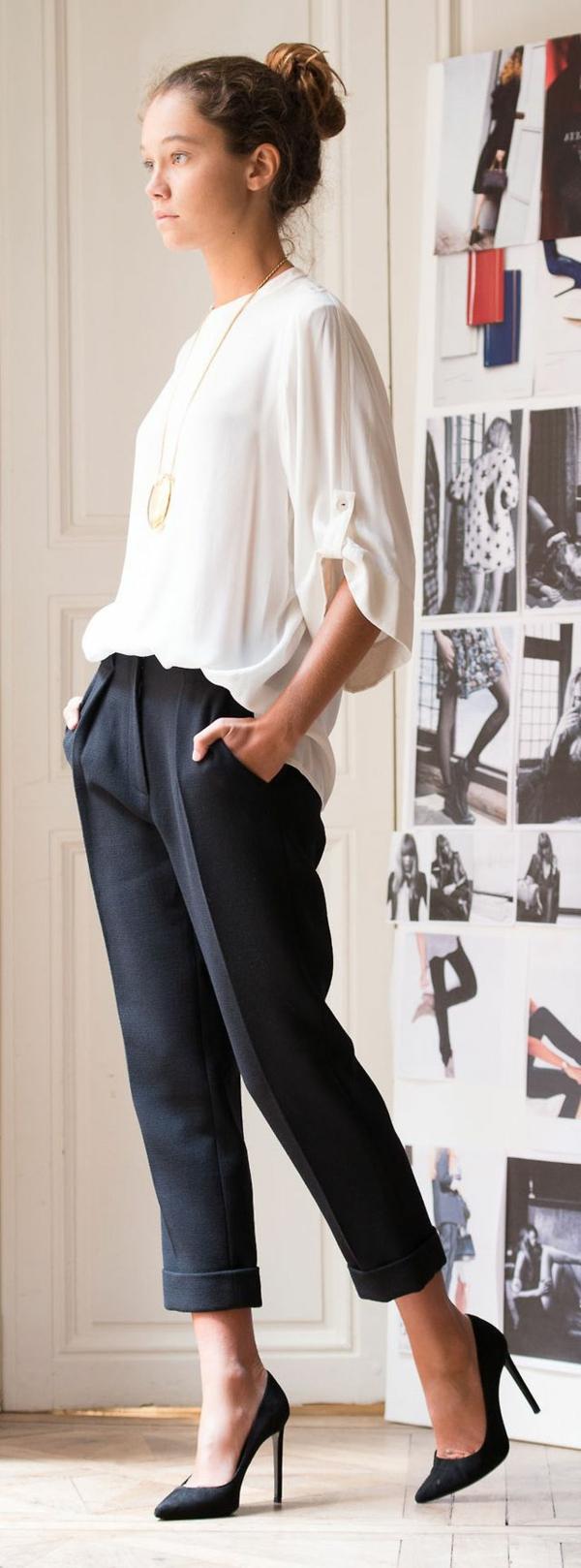 Le Vrai Taille Un Hit Haute Pantalon nx77qwTY