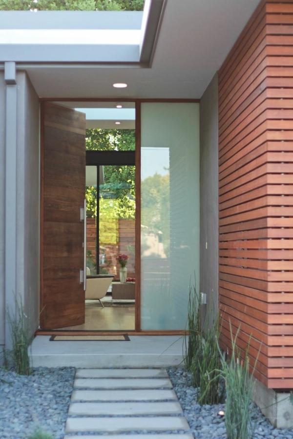 Comment choisir la plus belle porte vitr e Relooker une porte vitree