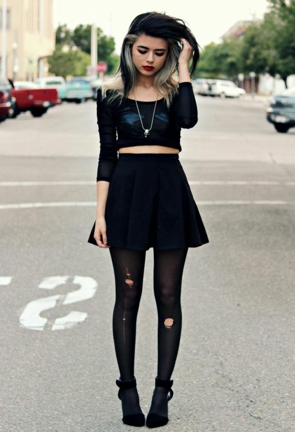 1-style-gothique-vêtements-rue-femme