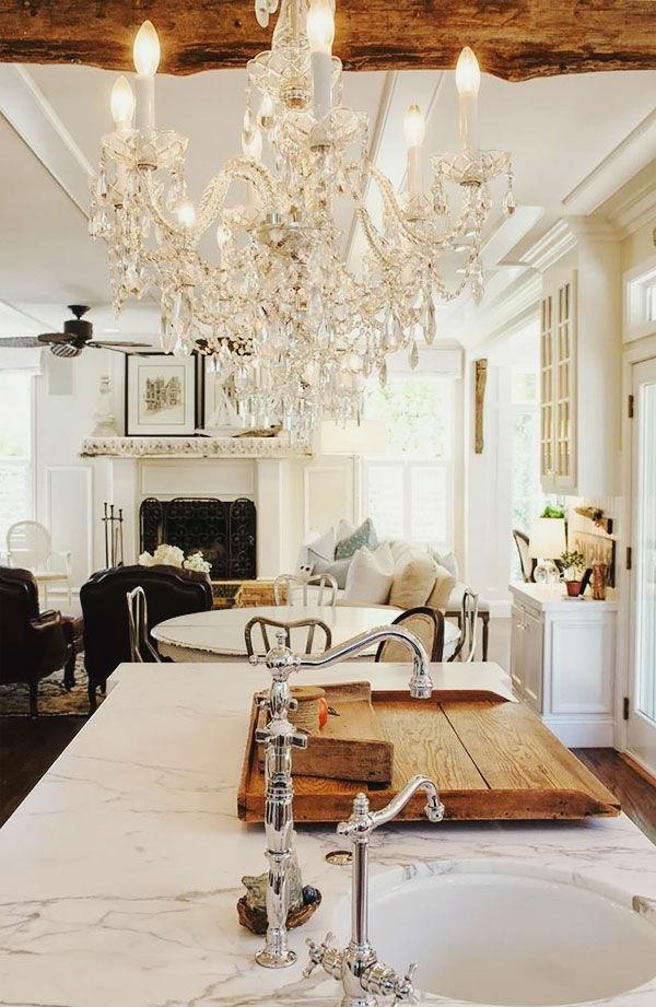 1-suspension-blanche-cuisine-luxe-verre
