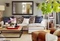 Le canapé d'angle en cuir – 60 idées d'aménagement