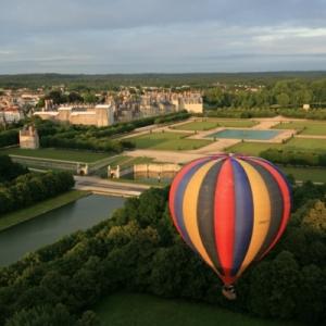Votre prochaine destination - le château de Fontainebleau