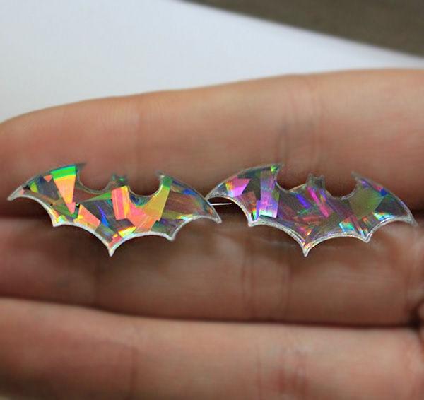 6-boucles-d'oreilles-originales-idée-creative-batman