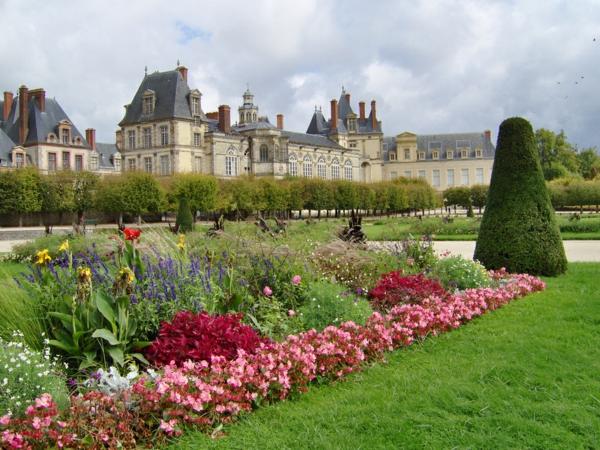 Votre prochaine destination le ch teau de fontainebleau for Jardin anglais chateau fontainebleau