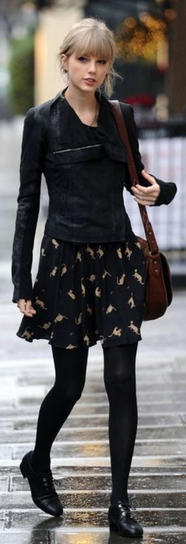 Accessoire-tenue-cool-tous-les-jours-dans-la-rue-Taylor-Swift-tenue