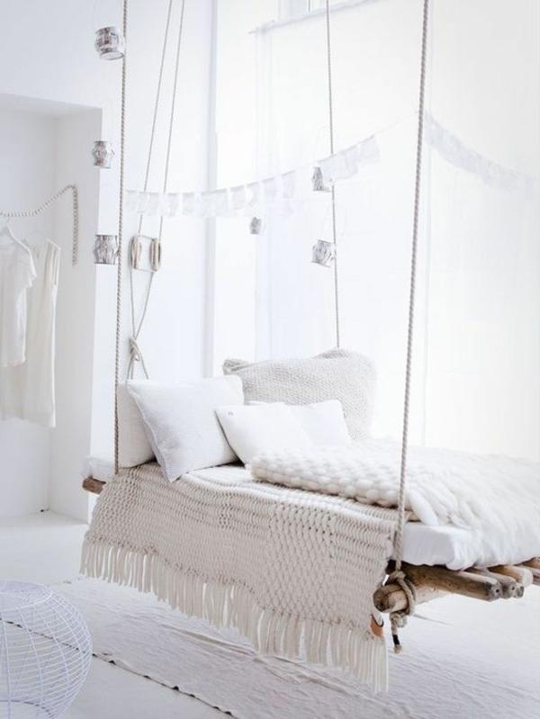 Balançoire-lit-salons-chambre-design-intérieur