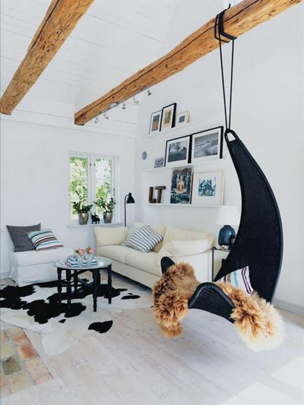 Balançoires-salon-balançoir-bois-cozy-cool-forme-oeuf