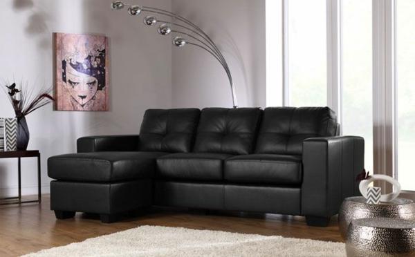 Canapé-d-angle-en-cuir-salon-canape-noir-cuir
