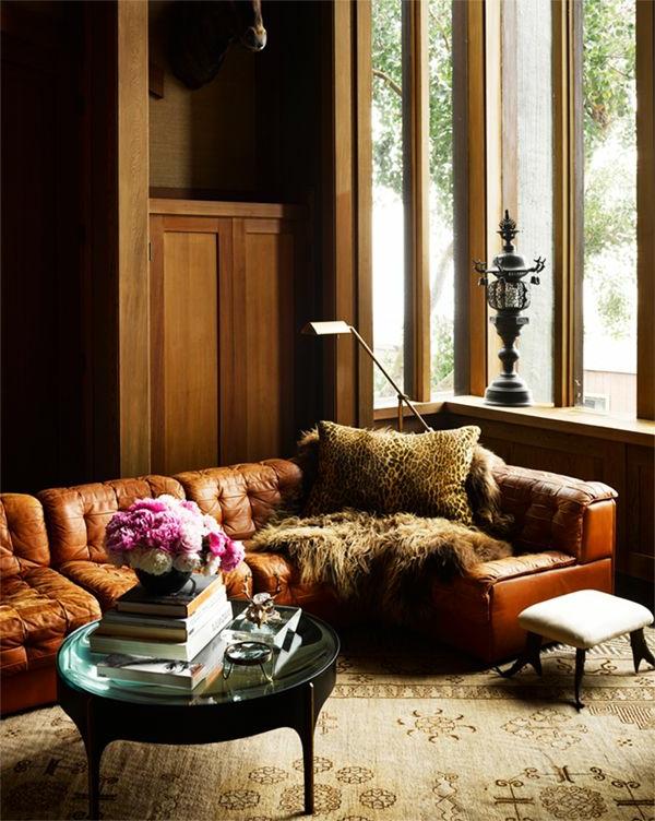 Canapé-d-angle-en-cuir-salon-sejour
