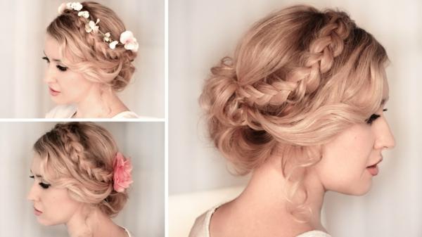 Coiffure-cheveux-mi-long-trois-styles