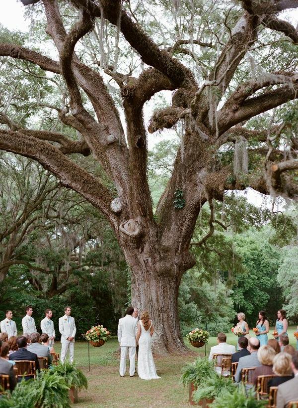 Décoration-florale-originale- mariée-cérémonie -mariage