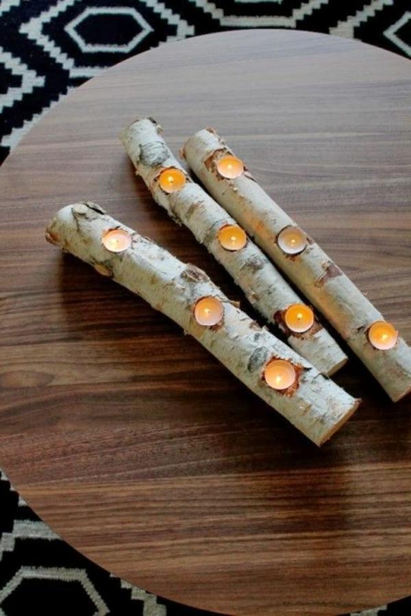 60 idées avec les bougies décoratives - Archzine.fr