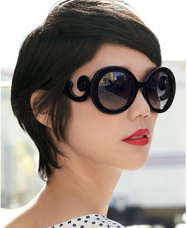 Bien connu Les lunettes de soleil rondes - de nouveau à la mode! - Archzine.fr QZ48