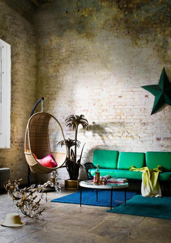 Idée-créative-décoration-avec-la-balançoire-cool