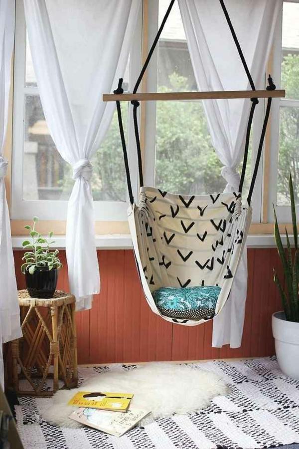 Idée-créative-décoration-avec-la-balançoire-diy