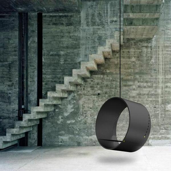 Idée-créative-décoration-avec-la-balançoires-interieur-froid
