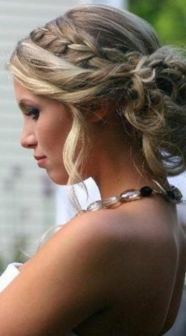 50 Id 233 Es Pour Votre Coiffure Mariage Cheveux Mi Longs