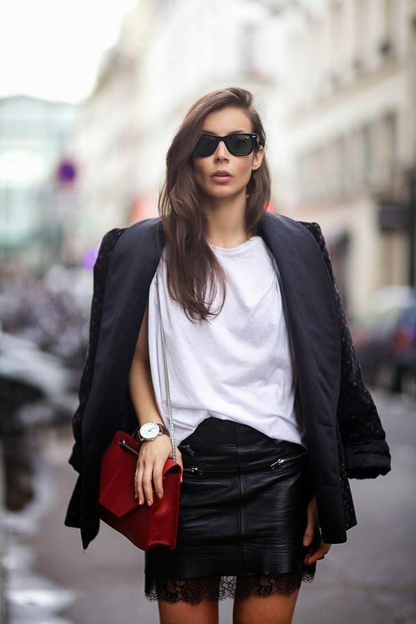Jupe-en-simili-cuir-s-habiller-bien-dantelle