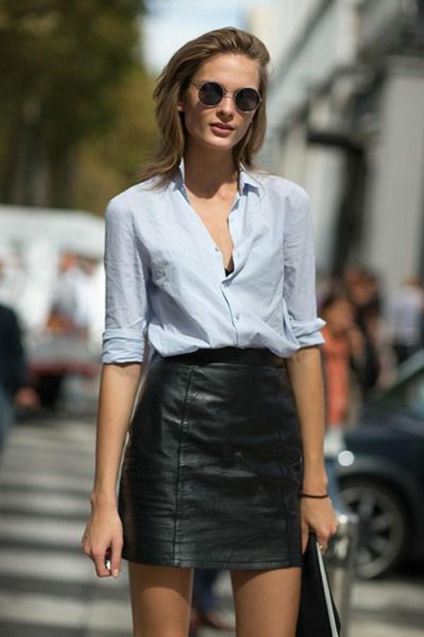 Jupe-en-simili-cuir-s-habiller-bien-pensil-skirt