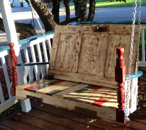 Balan oire pour le jardin ou l terasse 65 id es for Swing jardin nantes 2015