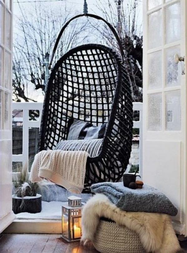 La-balançoire-de-jardin-swinguer-dehors-balcon