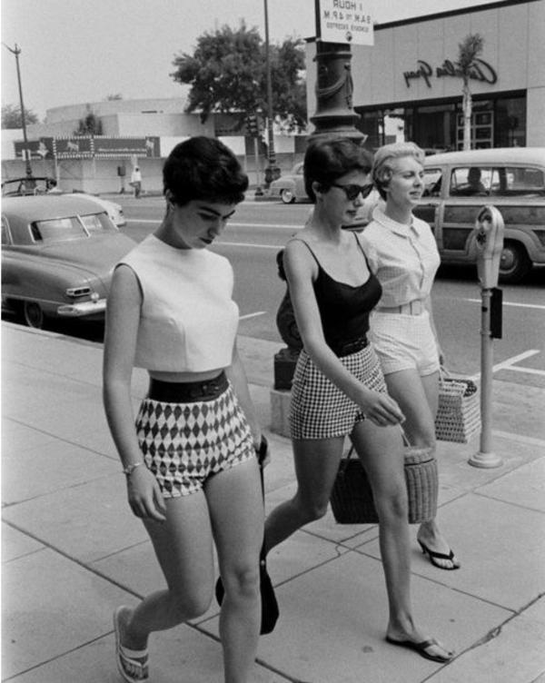 Le-vintage-à-la-mode-tenue-jolie-danser-swing