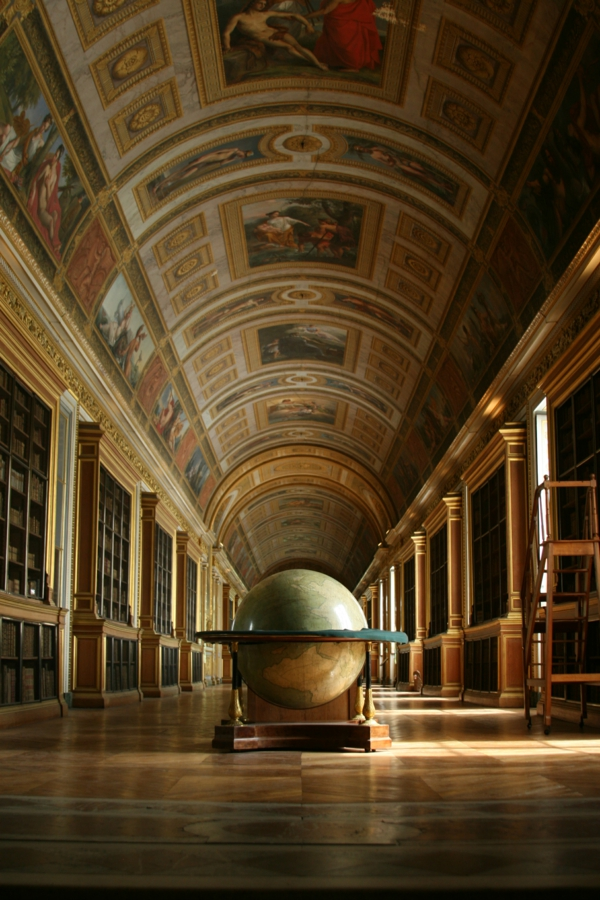 Librairie-du-Chateau-de-Fontainebleau