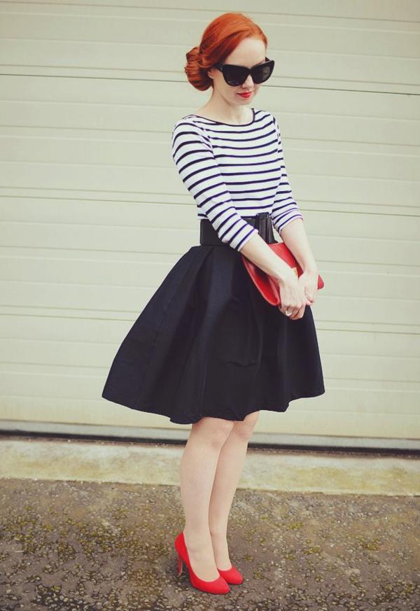 Look-vintage-à-la-mode-fringue-rétro