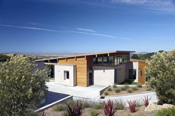 Maison-bois-Etats-Unis-maison-fonctionnelle-toutes-les-pièces-au-même-niveau