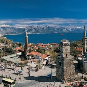 Antalya Turquie - des vacances de merveille