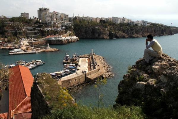 Meteo-Antalia-toujours-du-soleil-la-mer-vue-panorama