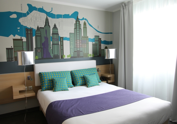 NYC-CALUIRE-papier-peint-original-new-york-art-murale