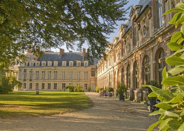 Chateau de Fontainebleau près de Paris