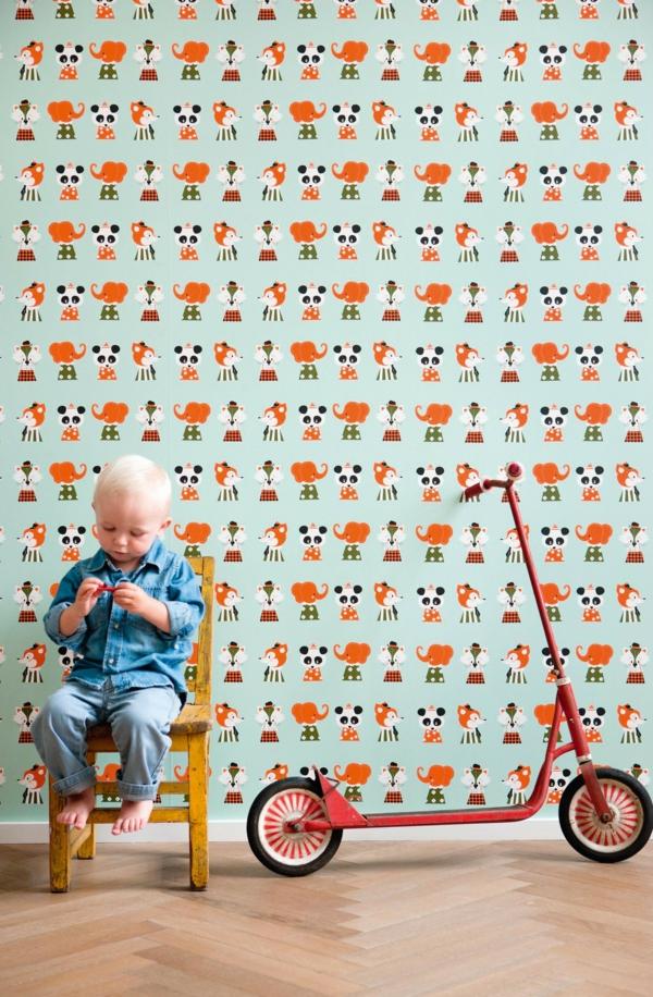 Papier-peint-Ferm-living-chambre-enfant