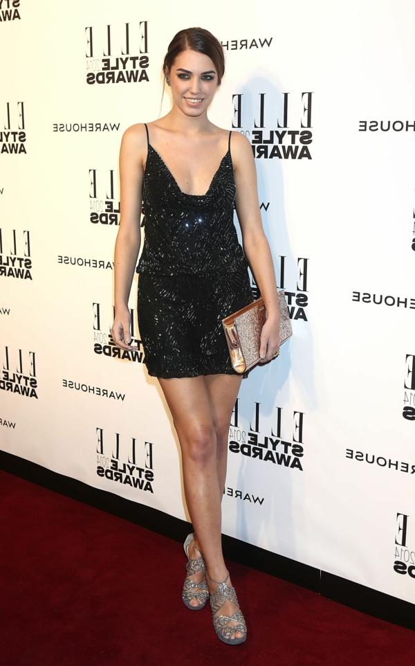 Elle Style Awards 2014 - Outside Arrivals