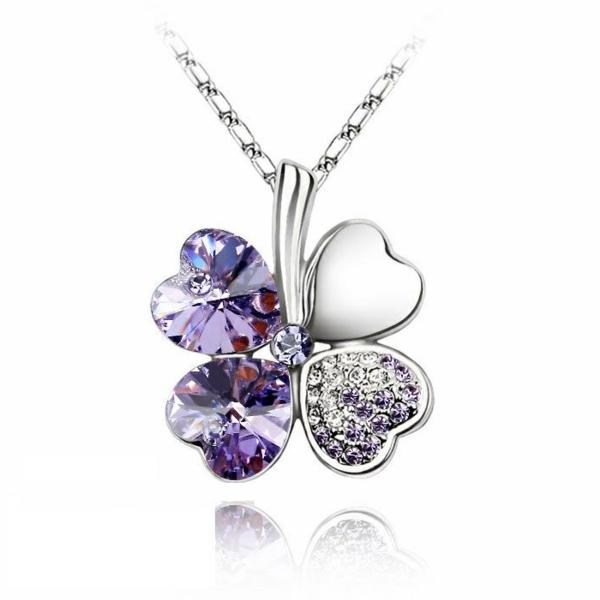 Swarovski-Crystal-femme-fleur-purple