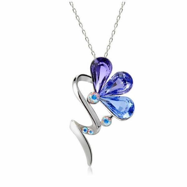 Swarovski-bleu-fleur-collection-nouvelle