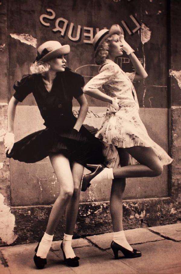 Tenue-de-swing-danse-moderne-et-vintage-femmes