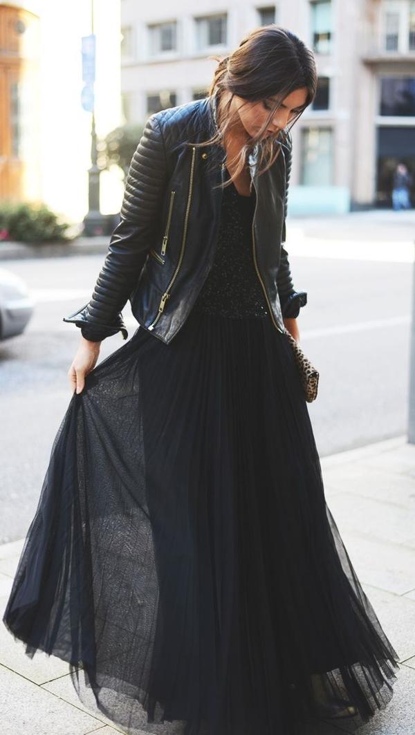 Veste-cuir-vêtement-stylé