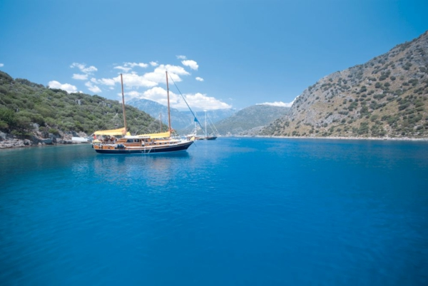 Ville-touristique-au-bord-de-la-mer-Antalya