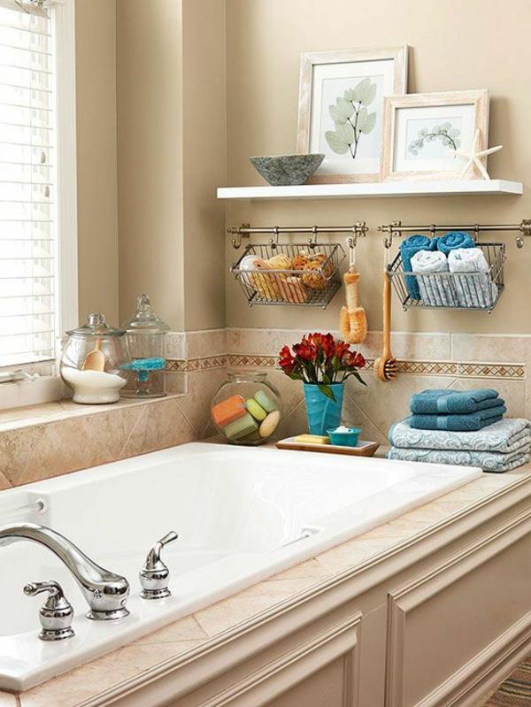 Les accessoires de salle de bain pour un bon temps la for Organiser sa salle de bain