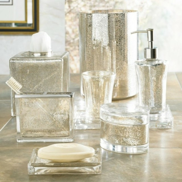 Les accessoires de salle de bain pour un bon temps la maison for Accessoire decoration salle de bain