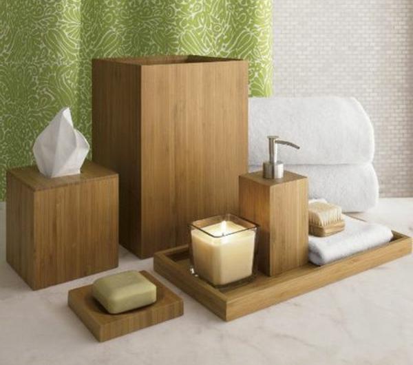 Les accessoires de salle de bain pour un bon temps la maison for Accessoires de salle de bain