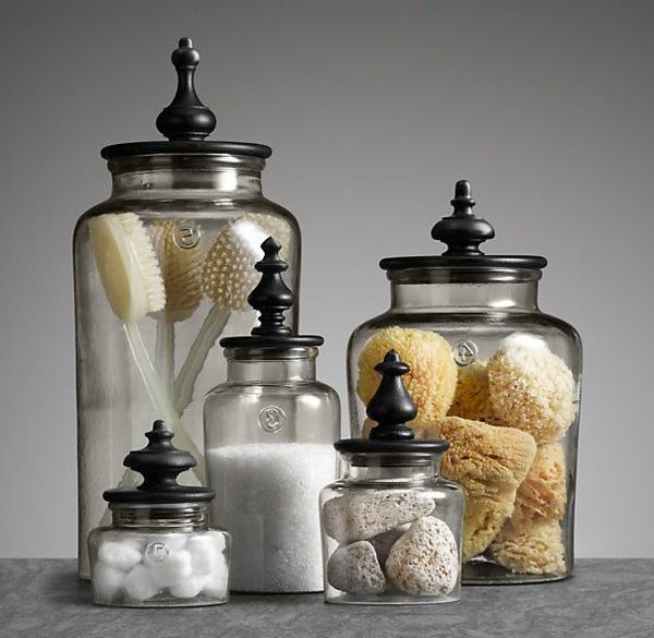 accessoires-de-salle-de-bain-organisation-des-trucs-dans-la-salle-de-bains