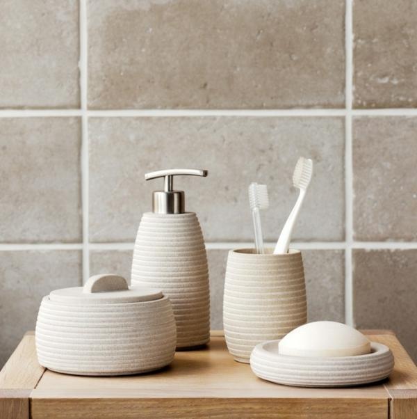 Les accessoires de salle de bain pour un bon temps la for Accessoires pour salle de bain